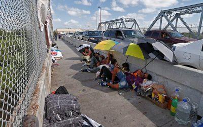 Se incrementa el número de migrantes que cruzan a Estados Unidos