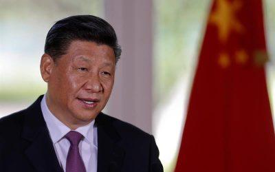 Xi advierte sobre la disociación económica y clama por un nuevo orden mundial
