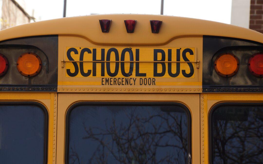 Autoridades escolares de Anne Arundel denuncian falta de conductores de transporte escolar