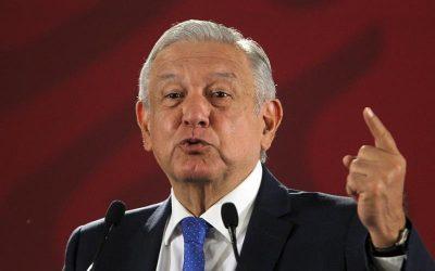El presidente de México, López Obrador, no reconoce su problema con las mujeres