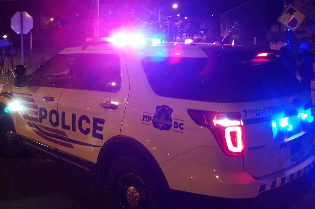 Dos tiroteos dejaron tres muertos en Washington DC el fin de semana