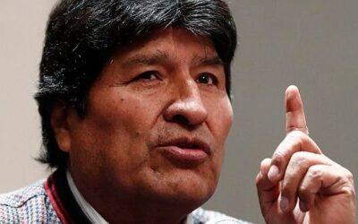 Evo Morales agradece a Gobierno de Argentina por garantizar su refugio en el país