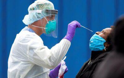 Los CDC evidencian aumento de contagios de COVID-19 con la variante P.1