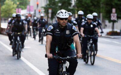 62% de las muertes de policías en EEUU durante el 2020 fueron por COVID-19