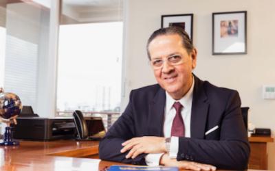 """Carlos Gill Ramírez desmiente al senador Óscar Ortiz: """"Nunca he contratado con el estado boliviano"""""""