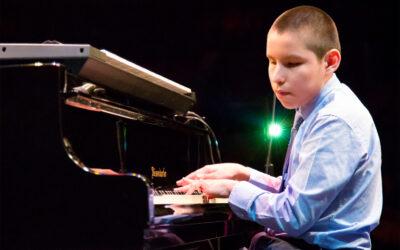 José André Montaño, el pianista boliviano de la inocencia