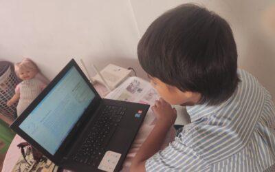 Educación: el smartphone como pizarra de emergencia