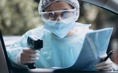 Crece la tasa de contagio en ocho estados del país, según Universidad Johns Hopkins