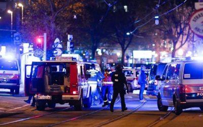 Ataque terrorista en Viena deja al menos siete muertos