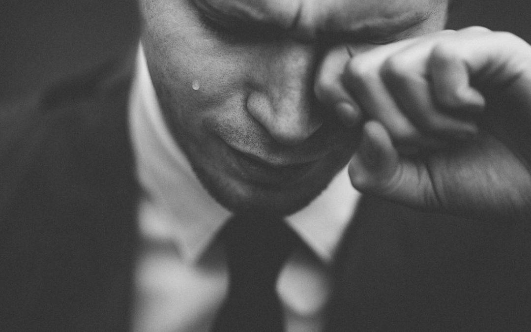 Opinión | ¿Llorar en el trabajo es síntoma de incompetencia?