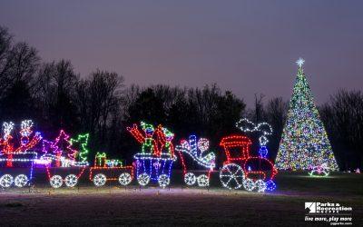 Celebran 34 años de luces navideñas en Prince George's