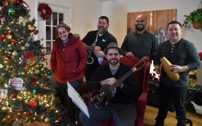 DC: Músicos latinos se unen para un concierto de Navidad