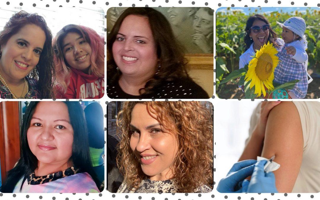 COVID-19: Menos mujeres dispuestas a vacunarse