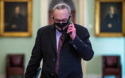 Demócratas del Senado trabajan en un nuevo proyecto de ley sobre el derecho al voto
