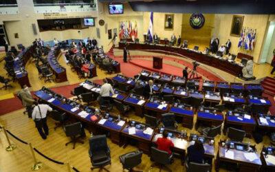 Asamblea salvadoreña confirma contacto con el Congreso estadounidense para combatir la corrupción