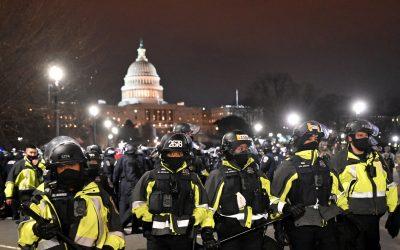Funcionario de Maryland es el favorito para liderar la Policía del Capitolio