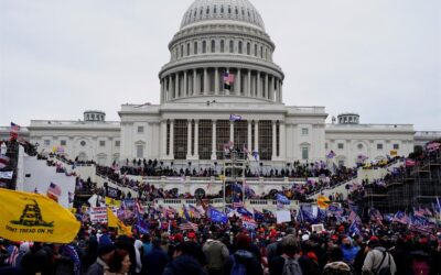 Departamento de Justicia pide cuatro meses de cárcel para veterano que participó en el asalto al Capitolio
