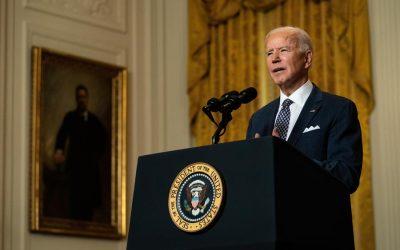 Joe Biden declara un gran desastre en Texas
