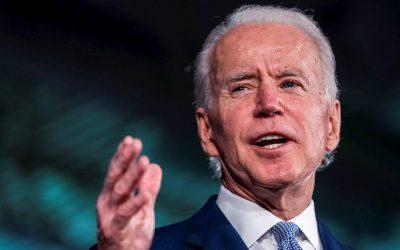"""Biden califica como un """"pensamiento neandertal"""" el levantamiento de restricciones en Texas y Mississippi"""