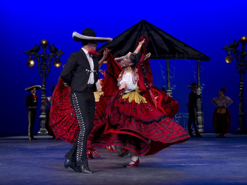 El icónico Ballet Folklórico de México de Amalia Hernández presentará nueva producción