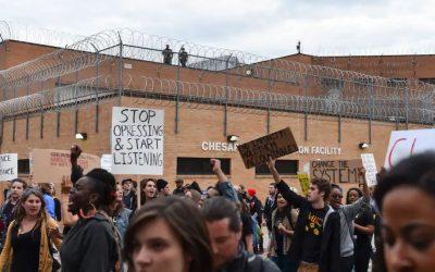 Inician demanda colectiva por brote de COVID-19 en un centro de detención de Maryland