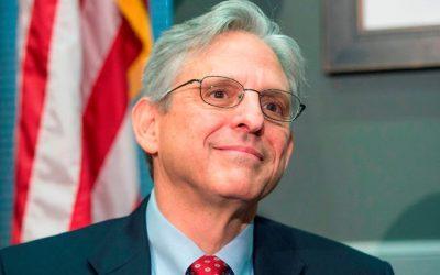 Merrick Garland dice que la investigación de disturbios en el Capitolio será su prioridad como fiscal general