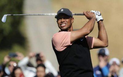 Tiger Woods sufrió múltiples lesiones en las piernas en un accidente automovilístico