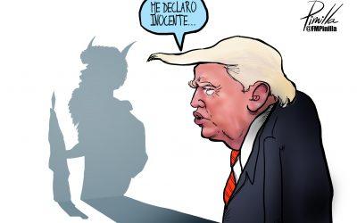 Caricatura | Juicio político