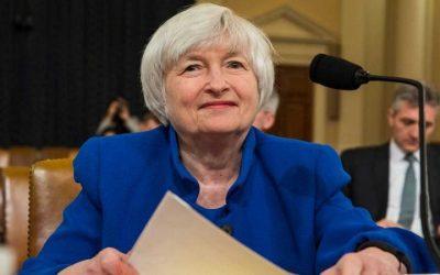 Janet Yellen confía que la inflación no será permanente