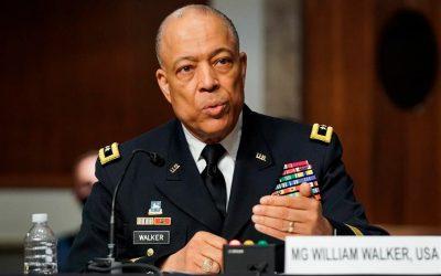 Jefe de la Guardia Nacional de DC acusa al Pentágono de ralentizar la llegada de refuerzos al Capitolio