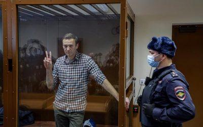 EE. UU. sanciona a siete rusos por envenenamiento y encarcelamiento del opositor Navalny