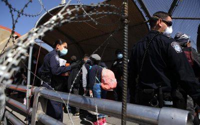 La Casa Blanca hace esfuerzos por abordar el incremento de migrantes en la frontera EEUU-Méjico