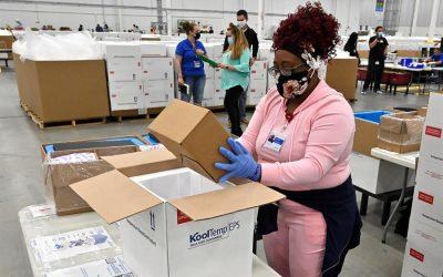 Funcionarios afirman que Merck ayudará a fabricar la vacuna de Johnson & Johnson