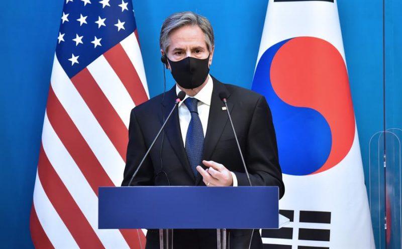 Secretario de Estado anuncia que plan para Corea del Norte estará listo en semanas