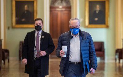 Senado vota para abrir el debate sobre el proyecto de ley de alivio del coronavirus