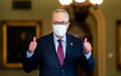 Senado aprobó el proyecto de ley de alivio del coronavirus de $1,9 billones