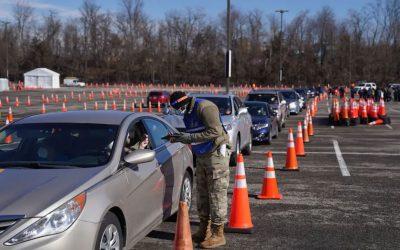 El DMV alcanzó el millón de casos de COVID-19 este lunes