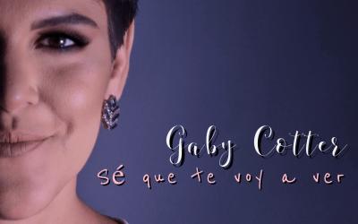 """Artista panameña Gaby Cotter estrena nuevo single: """"Sé que te voy a ver"""""""