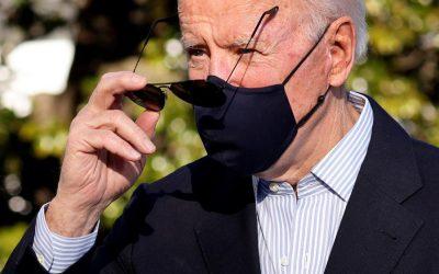 """Biden afirma que visitará la frontera con México """"en algún momento"""""""