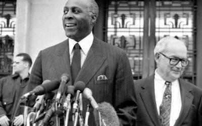 Falleció el abogado Vernon Jordan a los 85 años