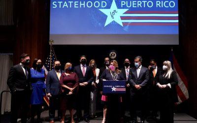 Congreso responde a reclamo de estadidad de Puerto Rico