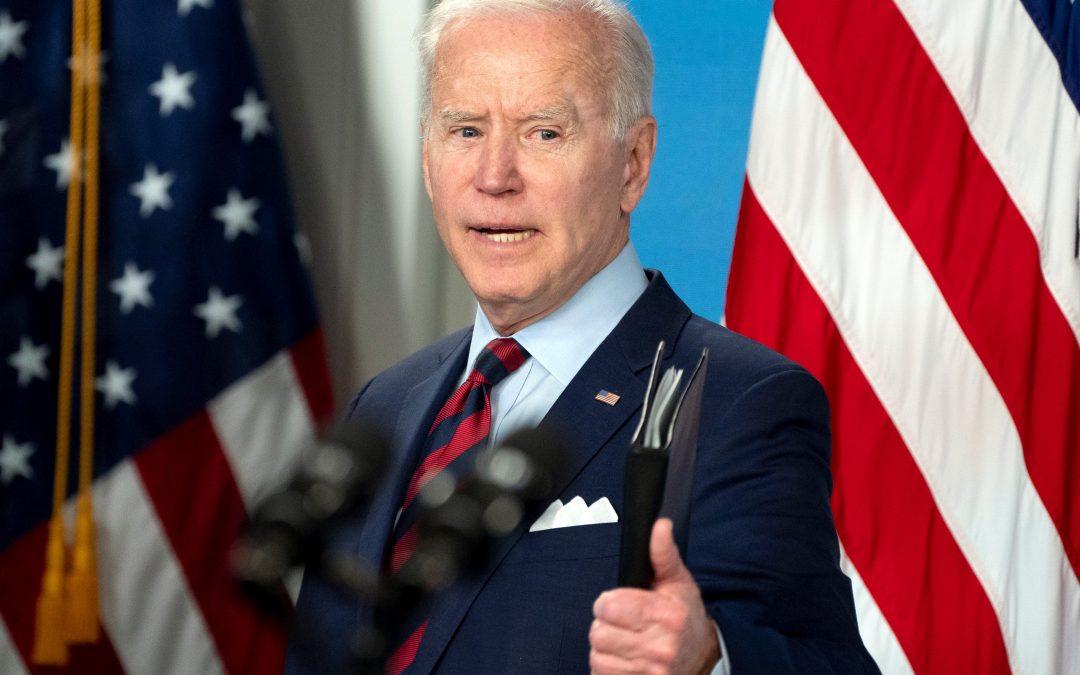Las democracias pueden aprender de la audacia de Joe Biden