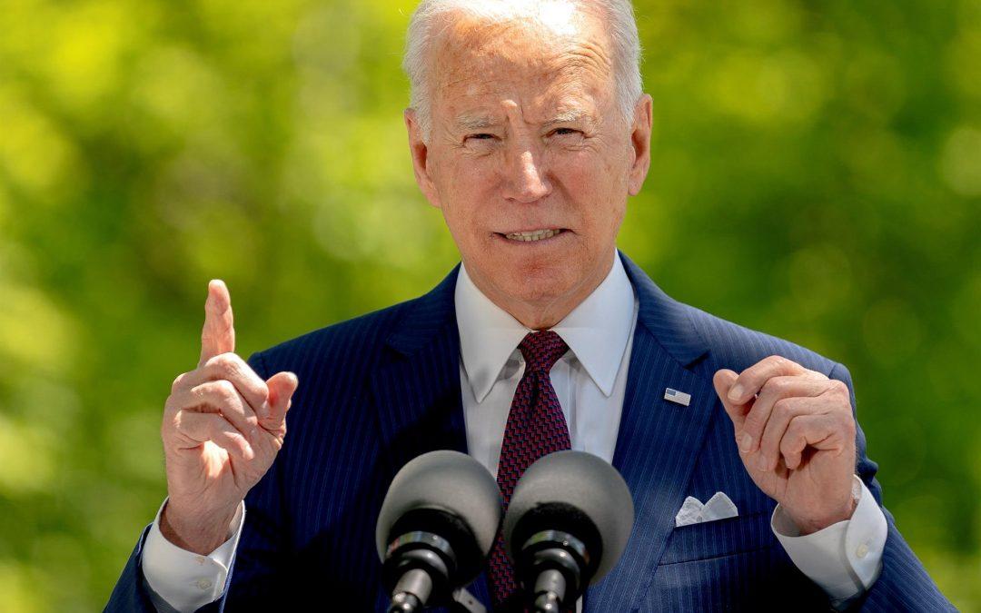 Biden asegura que ciudadanos no puede rechazar un trabajo y cobrar el beneficio de desempleo