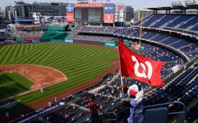 La MLB sube el telón con la esperanza de ver estadios llenos