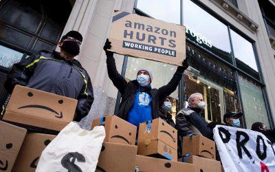 Amazon: Cinco hechos que han puesto al gigante en el foco de la opinión pública