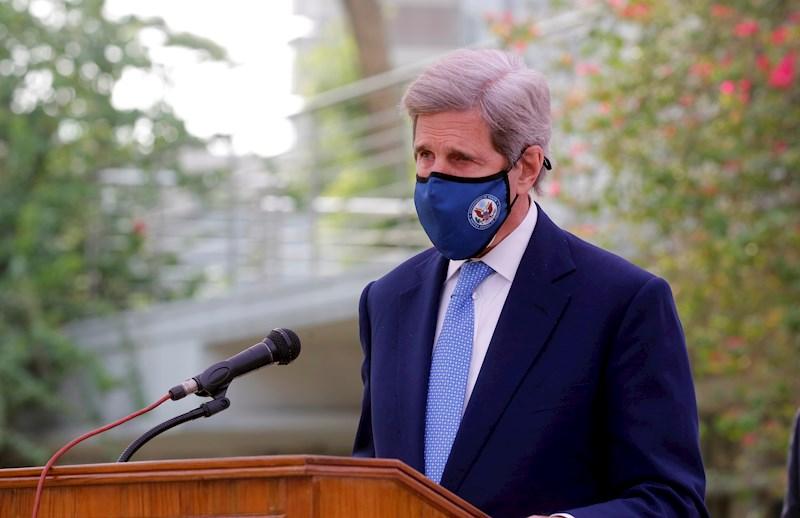 John Kerry podría viajar a China antes de la cumbre climática