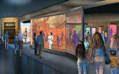 Institución financiera hace importante donación al Latino Center del Smithsonian