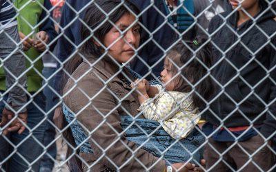 EEUU registra aumento del 100% en cruce de niños no acompañados en la frontera sur