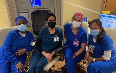 """Enfermera de Maryland: """"Atender a los pacientes es mi pasión y es un arte"""""""