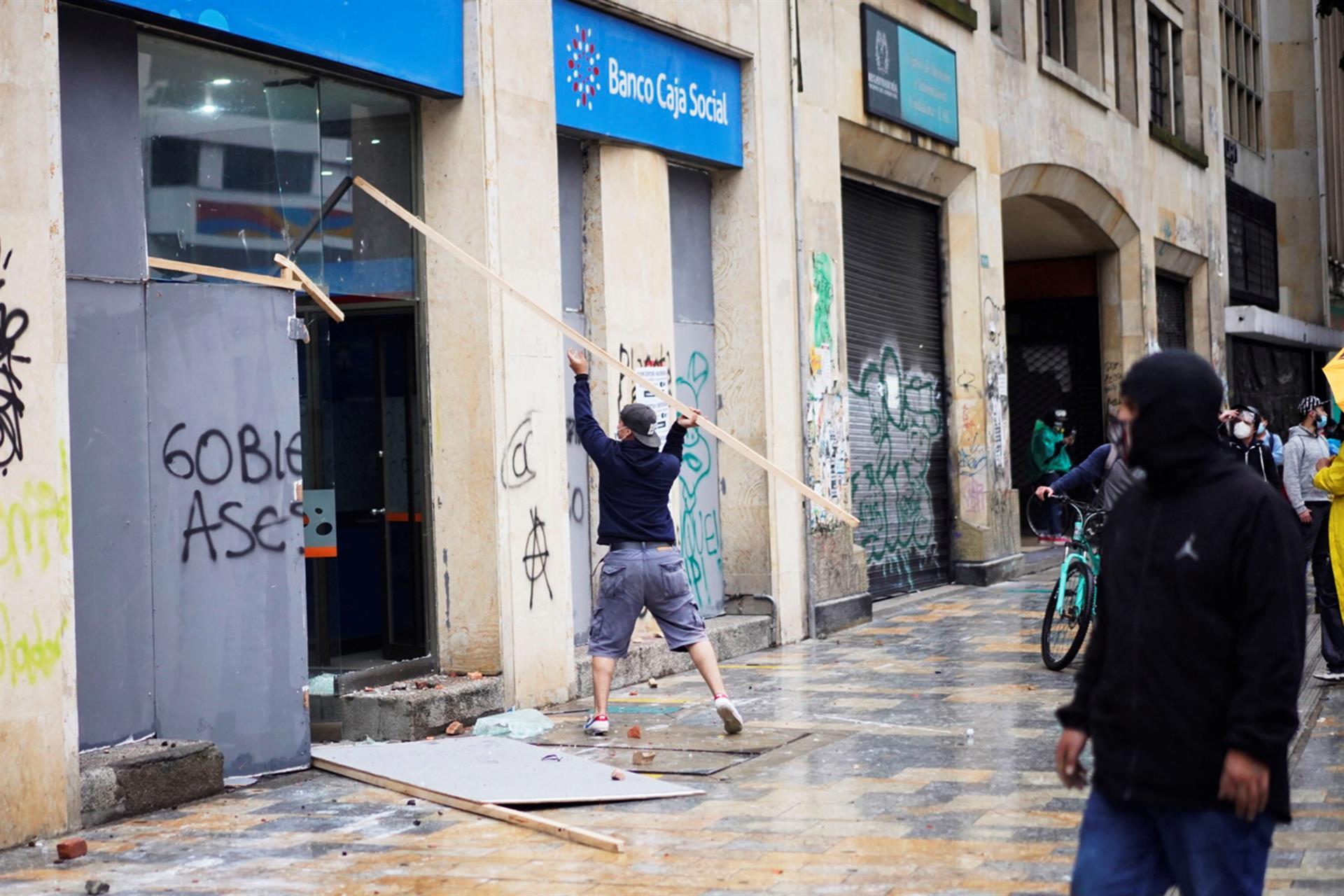 Opinión | Colombia: La excusa perfecta para el vandalismo